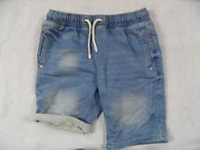NEXT coole Jeansshorts Jersey-Look Gr. 158 NEU