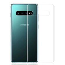 Samsung Galaxy S10E 3D Full Cover Glass Foil Rear Screen Protector