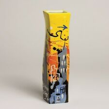 "Selwyn SENATORI - SENATORI Town Collection - "" Skyline Soho "" - POP ART VASE"