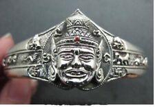 Bracelet Porkae Ruesi Kruba Krissana Charm Thai Amulet Wealth Luck Money Magic