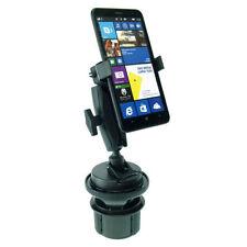 Soportes Nokia color principal negro para teléfonos móviles y PDAs