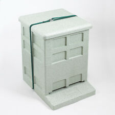 Complete Poly 14x12 Jumbo National Hive - Empty (No Frames)