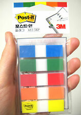 3M Post-it Flag 683-5KP bookmark point Sticky Note plastic paper