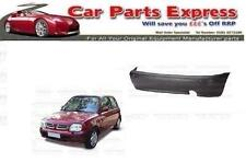 NISSAN MICRA 1998 - 2000 PAINTED REAR BUMPER  NEW PAINTED ANY COLOUR