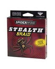 Spiderwire Stealth Braid Fishing Line 50 Lb 125 Yd Moss Green NEW NWT