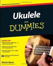 Ukulele For Dummies,Alistair Wood