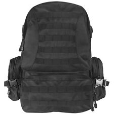 Military Advanced Tactical Assault 3Day Backpack with Hydration Bladder Black