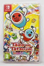 TAIKO NO TATSUJIN DRUM'N'FUN - NINTENDO SWITCH - PAL ESPAÑA - DRUM AND FUN NUEVO