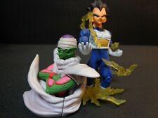 Bandai Dragon ball Z Imagination Gashapon Figure Part 10 Vegeta & Piccolo