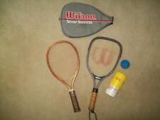 Wilson Racquet ball racquets plus
