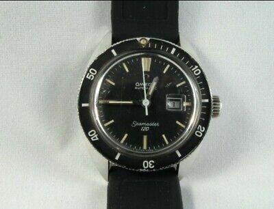 Omega seamaster 120 ref. 566.007