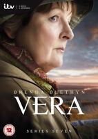 Vera: Series 7 DVD (2017) Brenda Blethyn cert 12 2 discs ***NEW*** Amazing Value