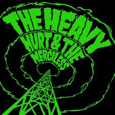 THE HEAVY Hurt & The Merciless - 2016 CD Album * NEW / MINT / FACTORY SEALED *
