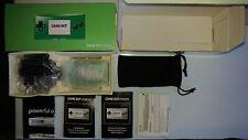 Game Boy Micro Verde (green) - oxy-001, embalaje original, muy buen estado.