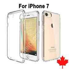 iPhone 7 Case Crystal Clear Soft Transparent TPU Thin Slim