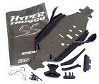 HoBao Hyper SST Gunmetal Chassis Side Guards Mud Deflectors Bumpers 92010 Ofna