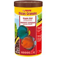 Discus Fish Food Sera Discus Granules 1000 ml 17 oz FAST FREE USA SHIPPING