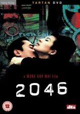 2046 [2004] [DVD] [2005] By Tony Leung Chiu Wai,Ziyi Zhang,Kar Wai Wong,Amede.