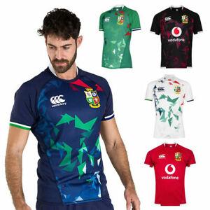 2021 British & Irish Lions Rugby jersey Shirt 20-21 Men's Rugby jerseys