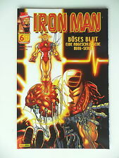1x Marvel Comic: Ironman - Band 6 | sehr gut
