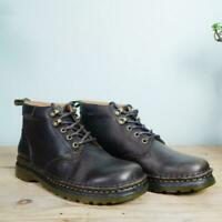 Dr Martens Chukka 2 Boots Dark Brown Mens UK 8 New Sample