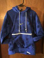 Nike Peace Love Basketball Grateful Dead Sweatshirt CU3617-492 Men's Small