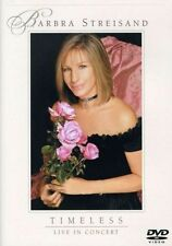 BARBRA STREISAND Timeless Live In Concert DVD BRAND NEW PAL Region 4