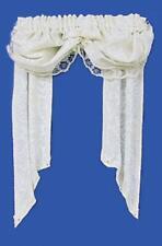 Melody Jane Casas de Muñecas de Madera de 4 barras de cortina barras postes Accesorio 1:12
