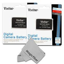 Vivitar Camera Batteries for Canon