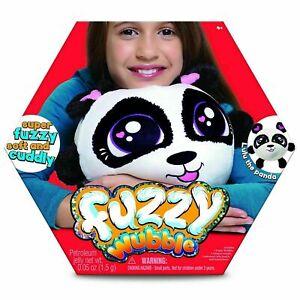 Fuzzy Wubble Lulu The Panda Super Fuzzy NEW