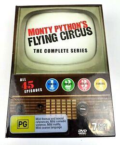 Monty Python's Flying Circus: The Complete Series - Genuine Region 4 DVD Box Set