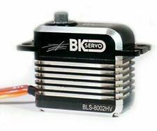 BK BLS-8002 HV Ultra Speed Swashplate Servo