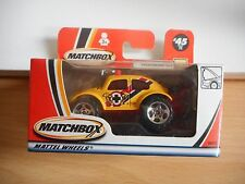 Matchbox VW Volkswagen Beetle 4X4 in Yellow in Box