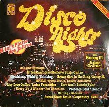 Disco Nights Smokie, Boney M., Blondie, Baccara, Belle Epoche.. [LP]