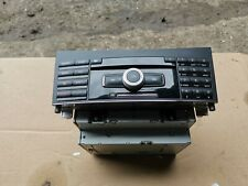 MERCEDES W212 W207 6 CD PLAYER RADIO GPS STEREO UNIT ASSEMBLY A2129063001