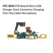 HTC M10 Dock Connecteur Chargeur USB chargeur Port Câble Flexible Microphone
