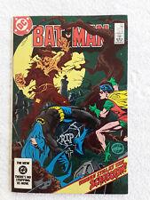 1984 DC Batman #373 VF