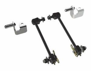 TeraFlex 07-18 Fits Jeep Wrangler JK JKU 3-4Inch Lift Front Sway Bar Kit 10 Inch