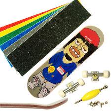 Fingerboard Wooden Maple Extreme Sakte 30# Patttern Anti Slip Tape for Teck Deck