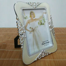 7'' Vintage Picture Photo Frame Shabby Chic Home Decoration Wedding 7-inch Gifts