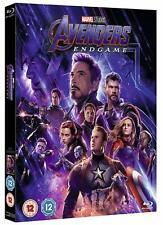 Avengers Endgame - Blu Ray Box Set Brand New & Sealed MARVEL
