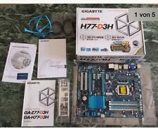 GIGABYTE GA-H77-D3H rev. 1.1, LGA 1155/Sockel H2, Intel (GA-H77-D3H (rev. 1.1))…