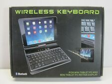 Bluetooth Wireless Keyboard for Mini Tablet PC (NIB)