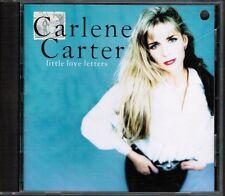 Carlene Carter, Little love letters CD (1993) Giant Records Nashville USA