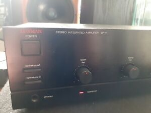 amplificatore luxman lv-111