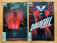 DAREDEVIL 8 Main + Lee Garbett Carnageized Variant Set Marvel 2019 NM+