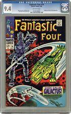 Fantastic Four #74 CGC 9.4 1968 0149164005