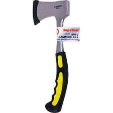 Supatool One Piece Axe, Polished Head With Soft Grip Handle Brand New Fast Post