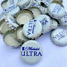 500 ((Michelob Ultra Blue White)) Beer Bottle Caps Fast Shipping, great value!