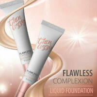 THIN LIZZY FLAWLESS COMPLEXION LIQUID FOUNDATION 30ML CHOOSE YOUR SHADE!